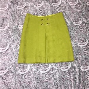 ETCETERA Wool Mini Skirt